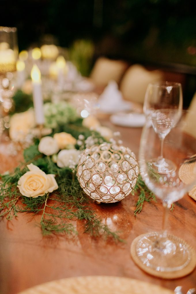 Intimate Dinner by Bali Becik Wedding - 011
