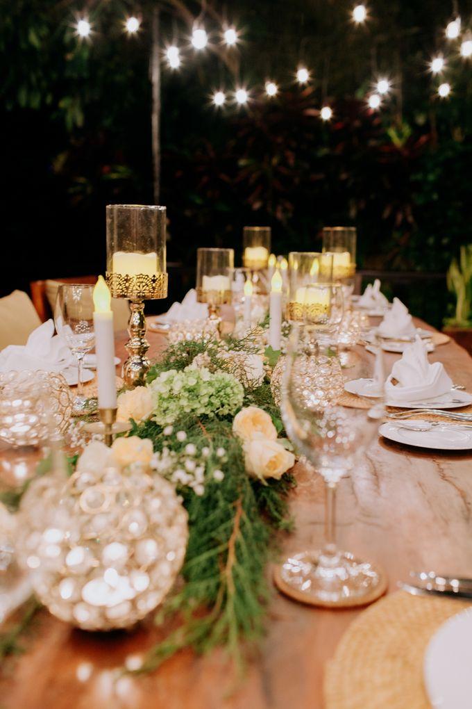 Intimate Dinner by Bali Becik Wedding - 010