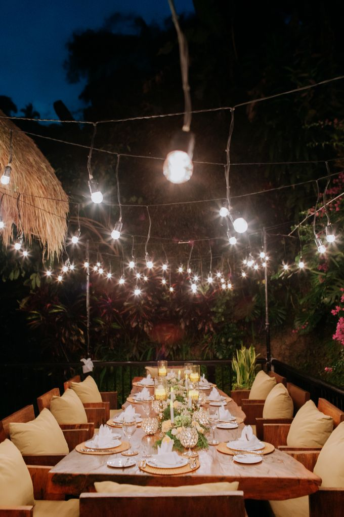 Intimate Dinner by Bali Becik Wedding - 008
