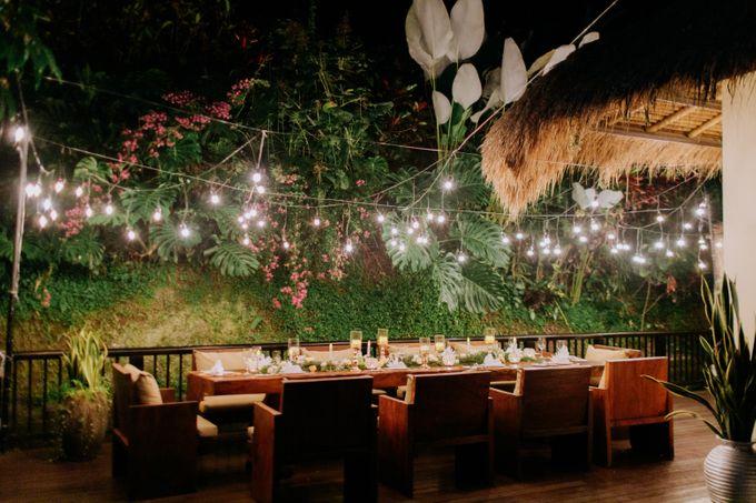 Intimate Dinner by Bali Becik Wedding - 007