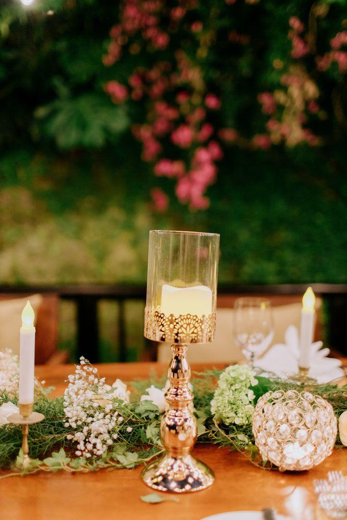 Intimate Dinner by Bali Becik Wedding - 006