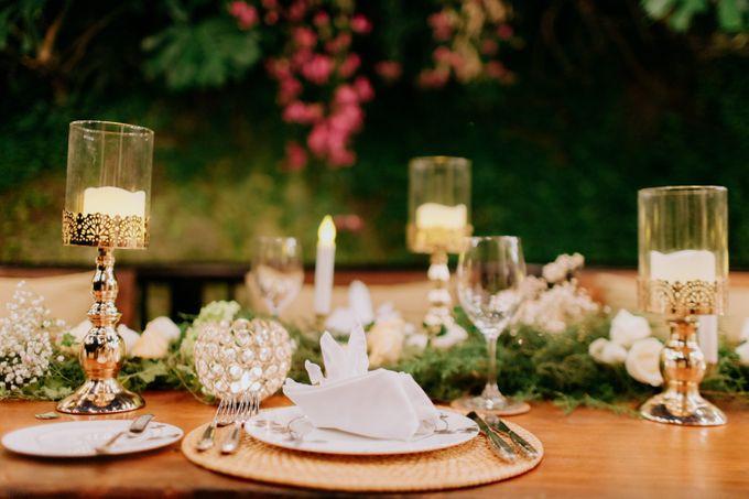 Intimate Dinner by Bali Becik Wedding - 004