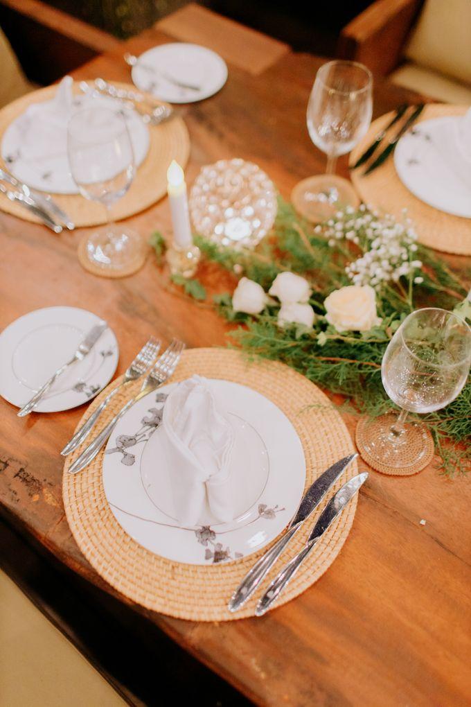 Intimate Dinner by Bali Becik Wedding - 003