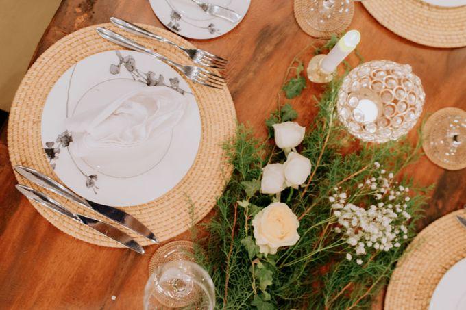 Intimate Dinner by Bali Becik Wedding - 002