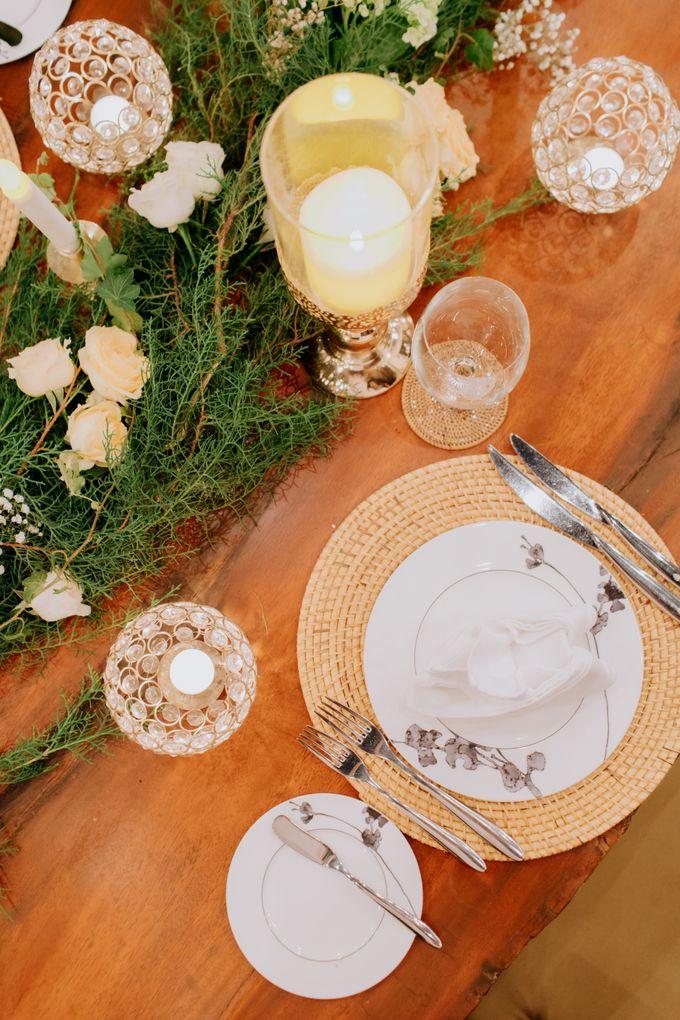 Intimate Dinner by Bali Becik Wedding - 001
