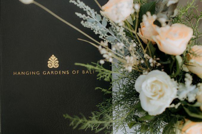 Ceremony at Hanging Garden by Bali Becik Wedding - 008