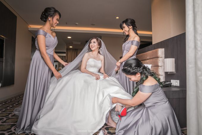 Andri and Natalia Wedding by Capotrait Photography - 010