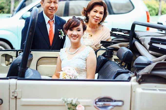 Eko & Diana Wedding by Dekor Indonesia - 007