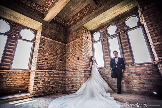 Lasting Elegance   Prewedding by precious wedding - 015