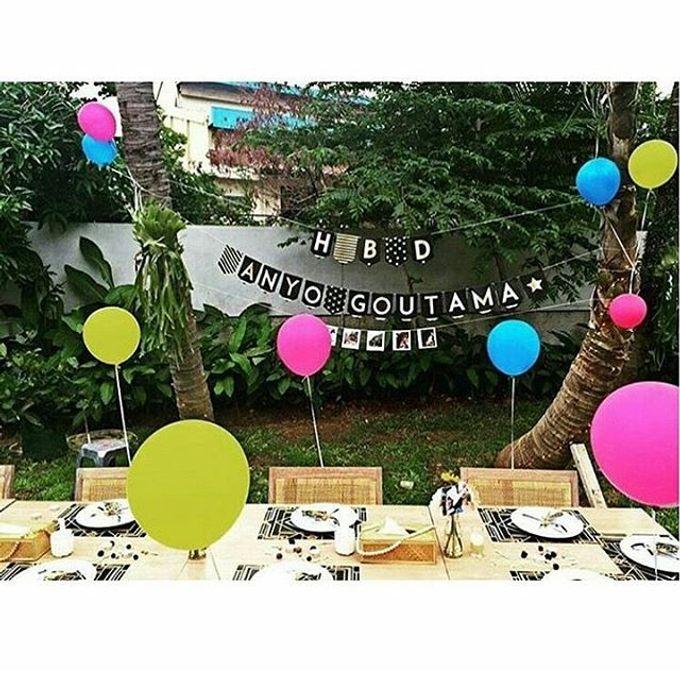 Birthday Party at Azila by Azila Villa - 006