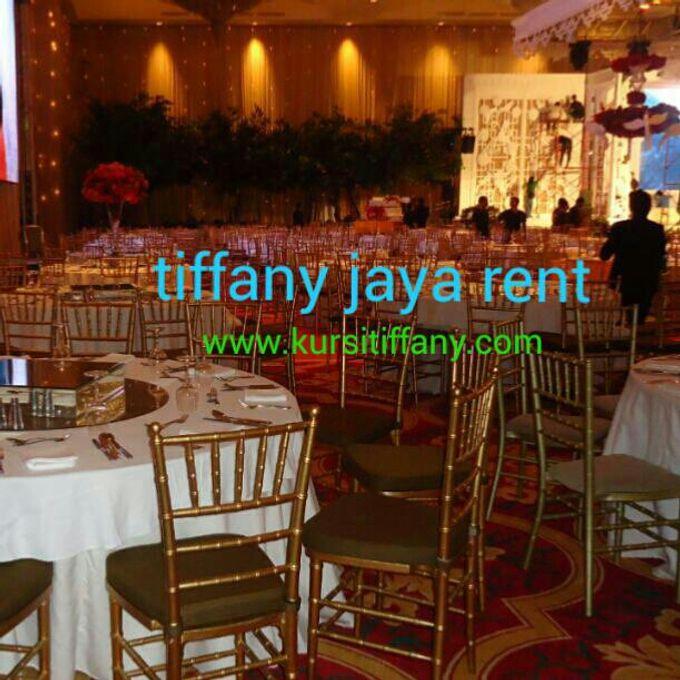 Tiffany Chair by TIFFANY JAYA RENT-KURSI TIFFANY - 015