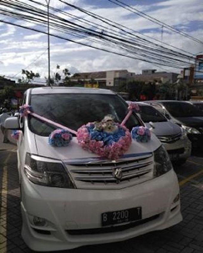 Jenis Jenis Mobil Wedding by BKRENTCAR - 005