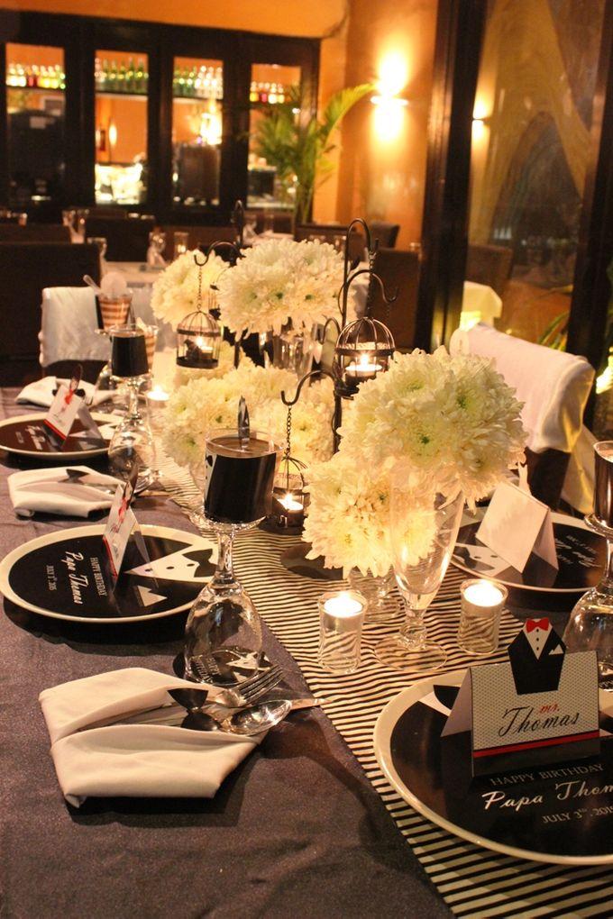 Papa Thomas Birthday Dinner by 1994 Decoration - 005