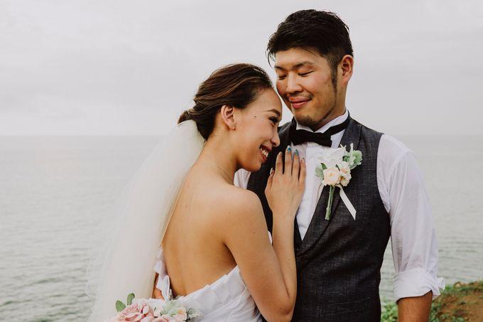 Hiro & Ai Pre-Wedding Session In Tegal Wangi Beach by Satrya Photography - 009