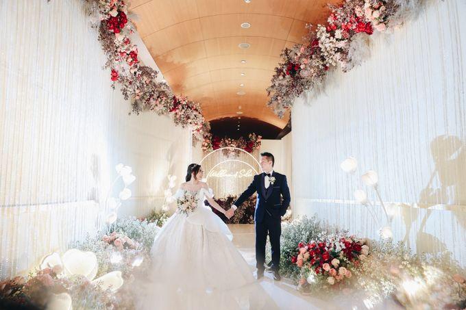William & Selvi Wedding at Hilton Hotel by PRIDE Organizer - 037