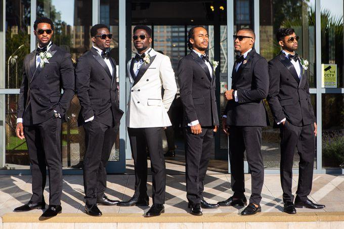 African Wedding in London by Obi Nwokedi Photographers - 003