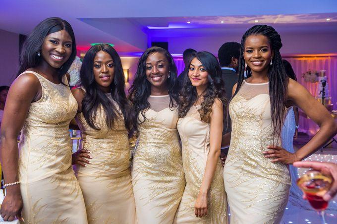 African Wedding in London by Obi Nwokedi Photographers - 001