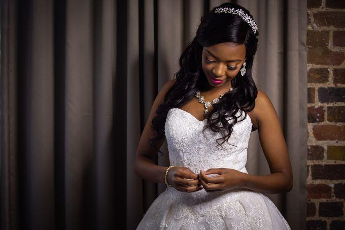 African Wedding in London by Obi Nwokedi Photographers - 002