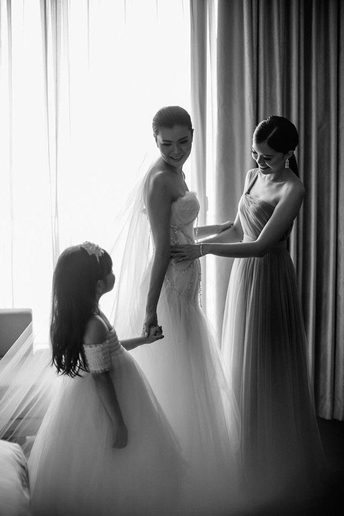 The Wedding Andrew & Caroline by Priscilla Myrna - 004