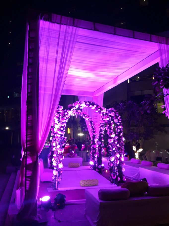 Wedding Decor And Hospitality by Xeel Events - 002