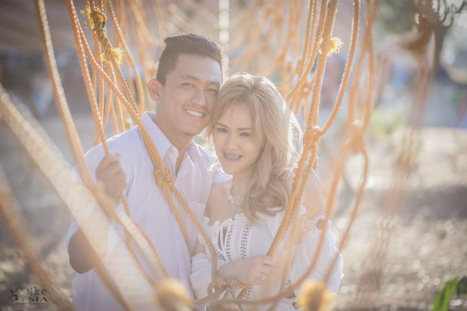 Engagement/Prenup Of MAC + CHA by Mike Sia Photography - 001