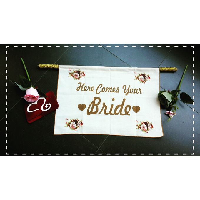 Wedding Flag by Sweetlovecollection - 013
