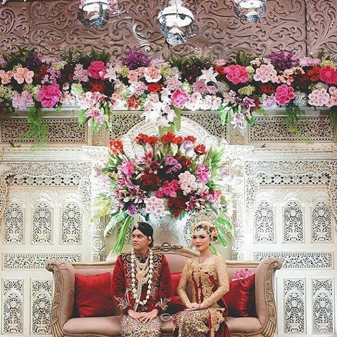 RESEPSI TIARA ARIEF by Chandira Wedding Organizer - 003
