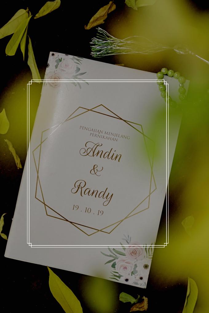 Pengajian Andin & Randy by UK International Jakarta - 001