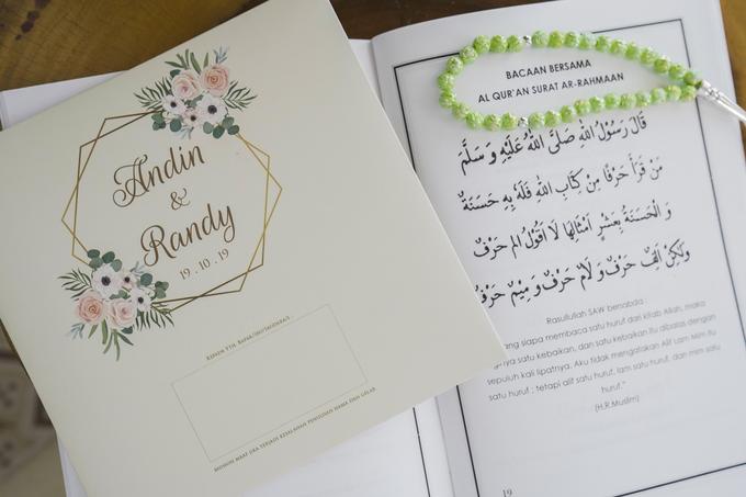 Pengajian Andin & Randy by UK International Jakarta - 003