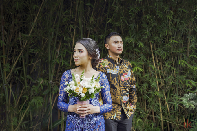 Engagement Haura & Bagas by UK International Jakarta - 012