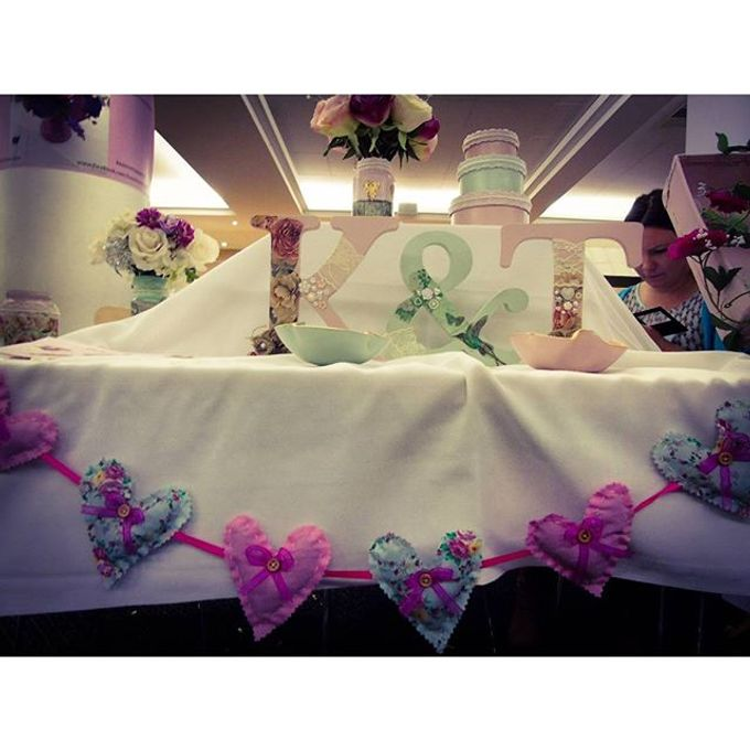 Decoration by Pinky's Handmade - 029