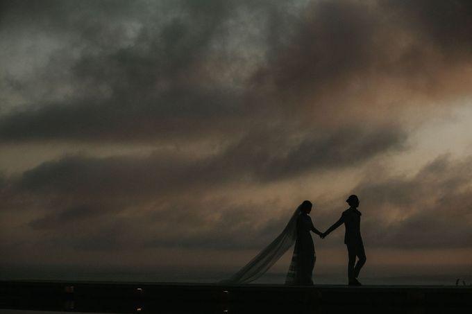 Chris & Calista Real Wedding at The Stone House by Tirtha by Tirtha Bali - 035