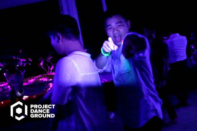 Jeffry Wellyhair and Christine Chaii Wedding Afterparty by Project Dance Ground - 002