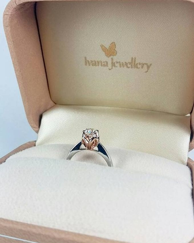 ETERNITY SOLITAIRE by Ivana Jewellery - 002