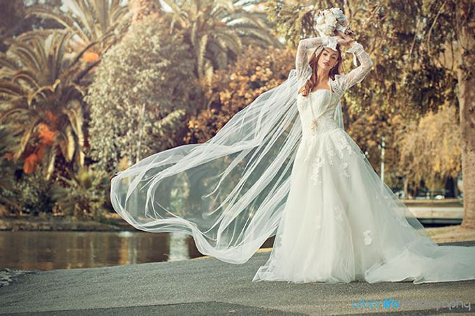 Eternal Dream by Judith Penak Couture - 001