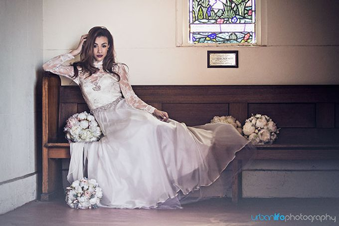 Eternal Dream by Judith Penak Couture - 005