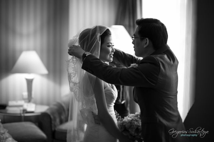 Wedding Deddy & Adelina by Gregorius Suhartoyo Photography - 010