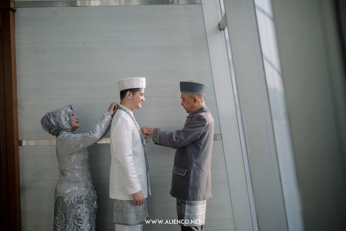 The Wedding of Reza & Fira by alienco photography - 043