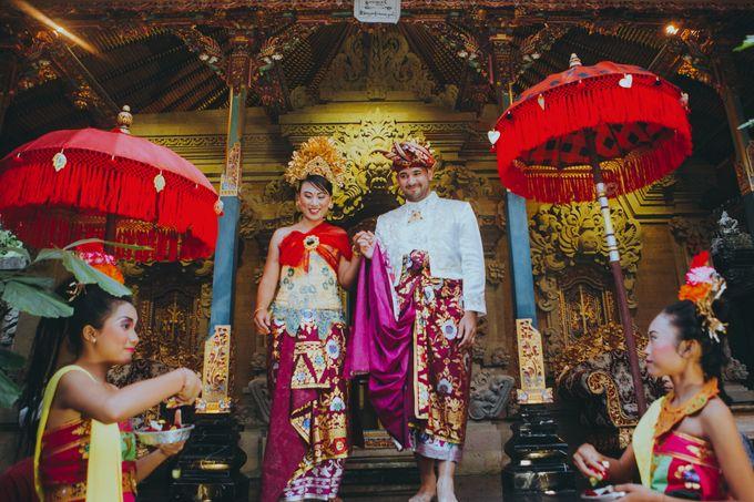 Wedding at the Balinese House by De Umah Bali - 001