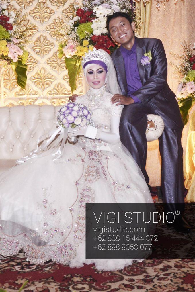 Maya & Anto Wedding by VIGI STUDIO - 001