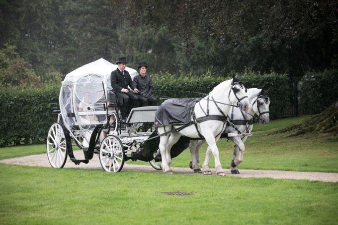 Rainy Wedding - Happy Wedding by Laura Z Organisation - 004