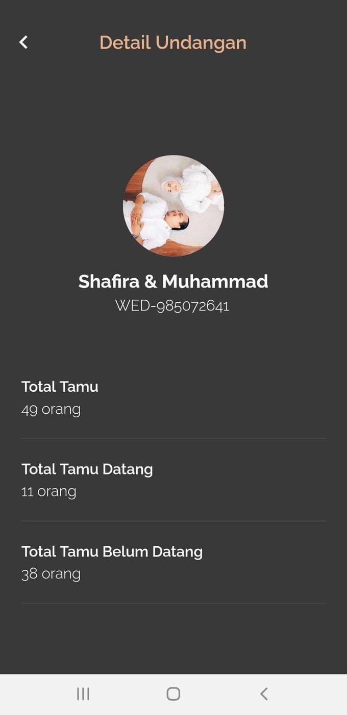 Shafira & Rafi Wedding Ceremony by Ayatana Wedding - 019