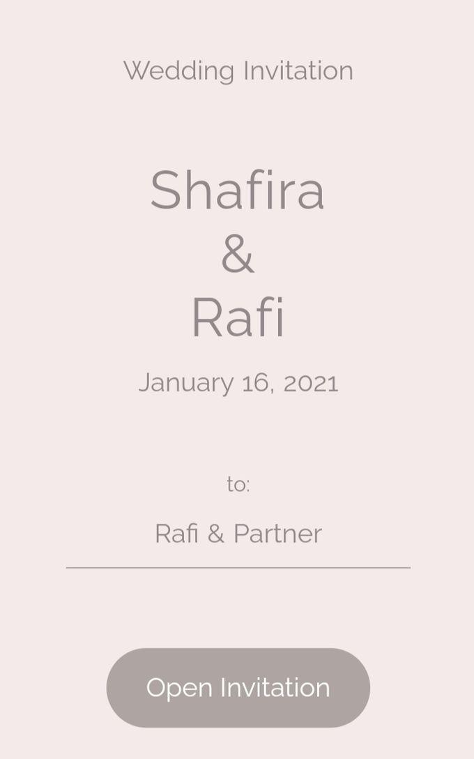 Shafira & Rafi Wedding Ceremony by Ayatana Wedding - 017