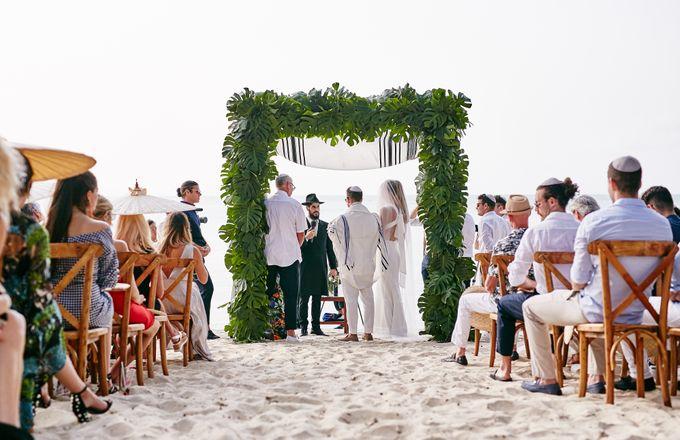 Bianca & Rubens Jewish Ceremony by Samui Weddings and Events - 010