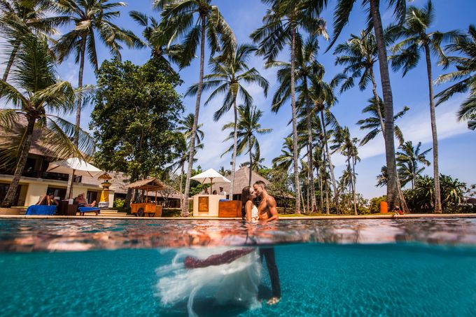 Pre Wedding & Honeymoon Underwater Photography by Drewperspectives - 013