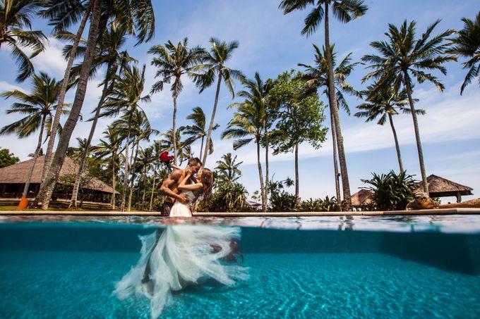 Pre Wedding & Honeymoon Underwater Photography by Drewperspectives - 014