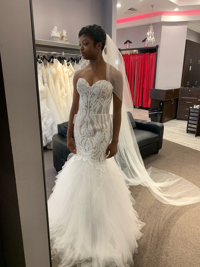 Beautiful gowns  by Unique Lady - 001