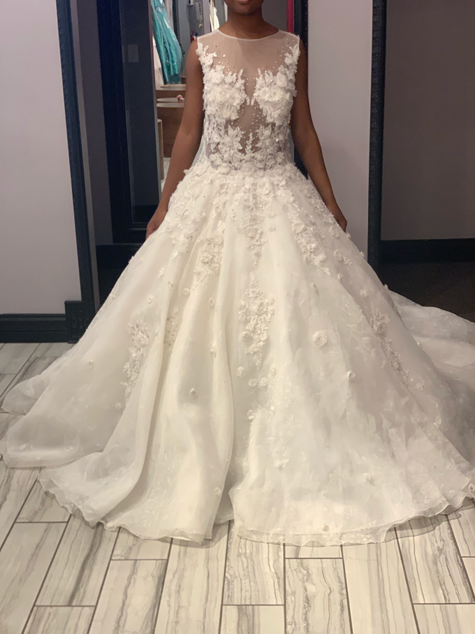 Beautiful gowns  by Unique Lady - 002
