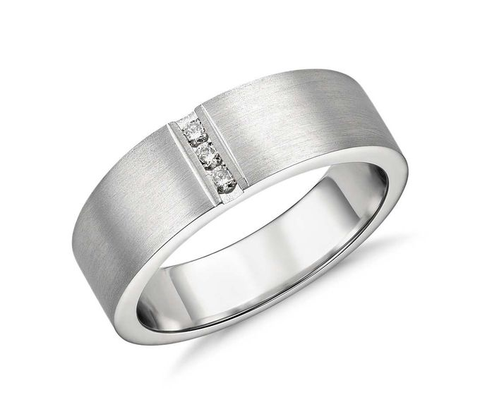 Wedding Ring by Mirage Jeweler - 023