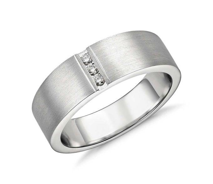 Wedding Ring by Mirage Jeweler - 008